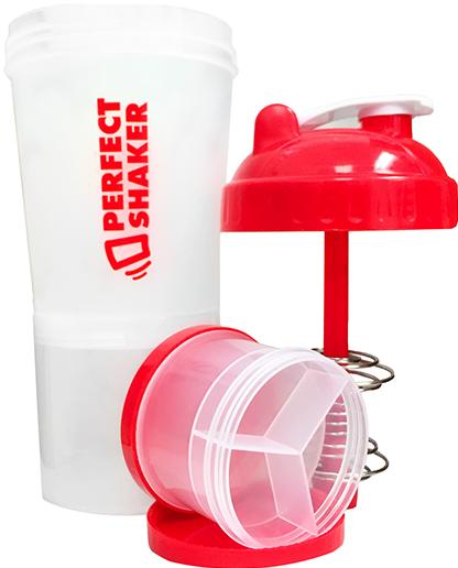 PerfectShaker Plus, 700ml, Ketchup Red
