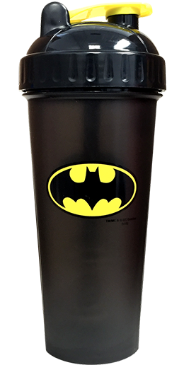 PerfectShaker Hero Series Batman Shaker Cup, 800ml